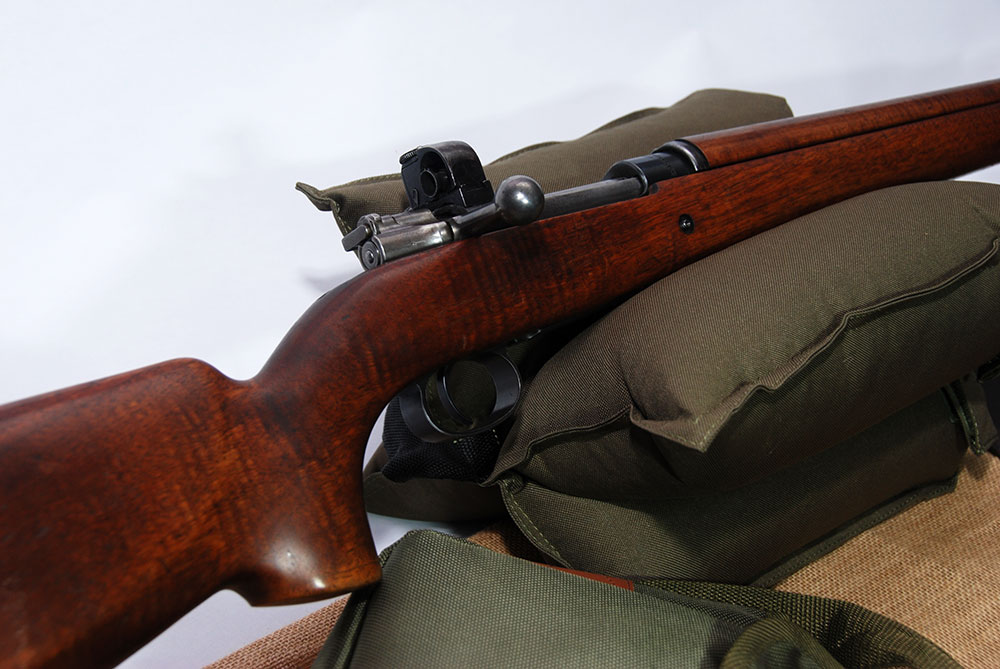 Swedish Mauser Cal 6 5x55 Outfitters 4 Africa