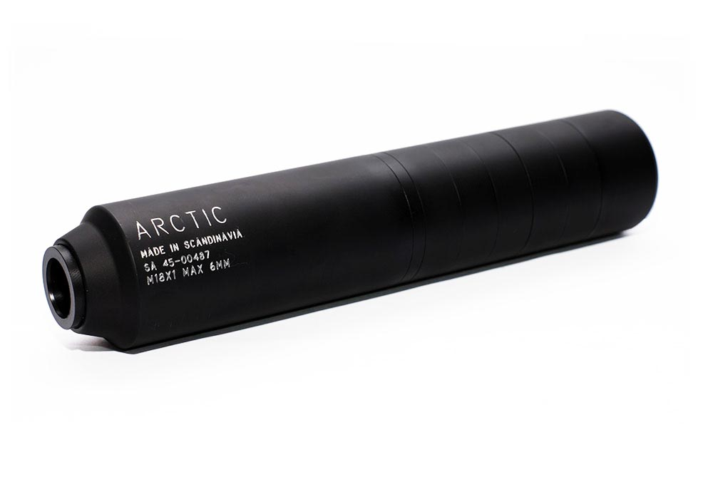 Arctic Silencer Max 6 Outfitters 4 Africa