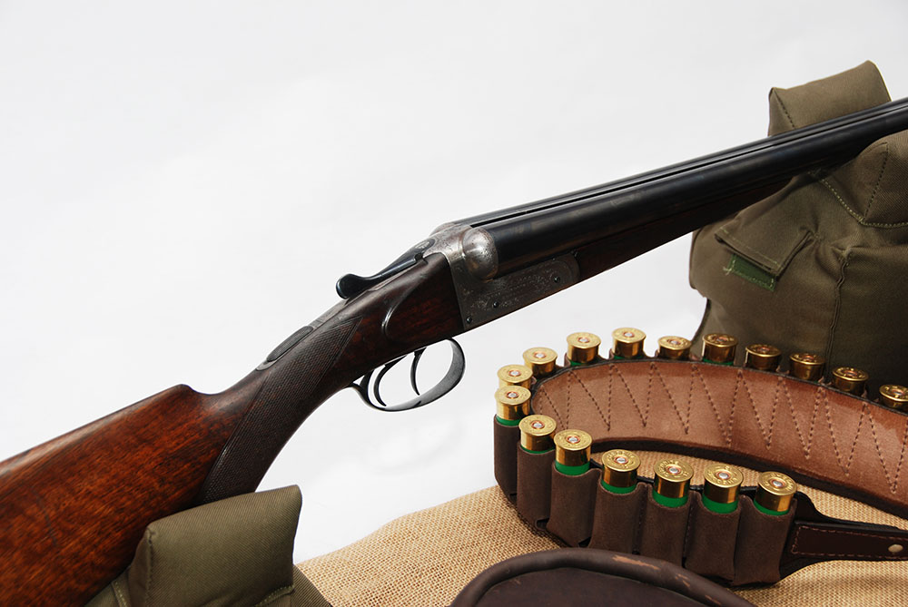 Charles Osborne Shotgun Outfitters 4 Africa